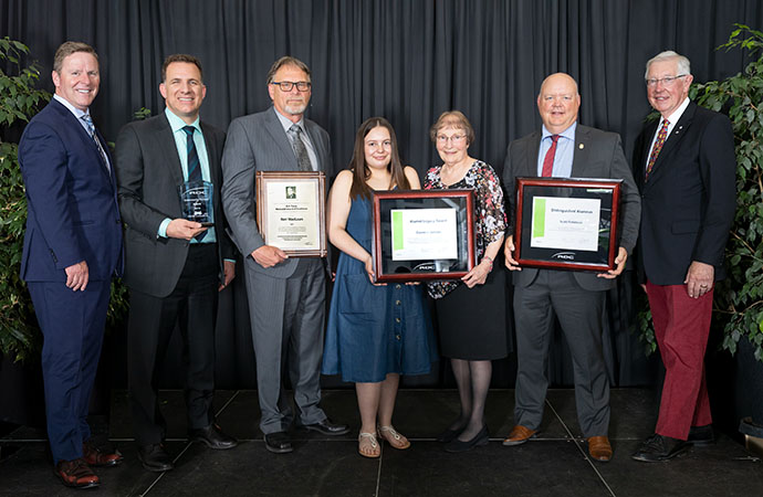 RDC's Community Award Recipients, 2019